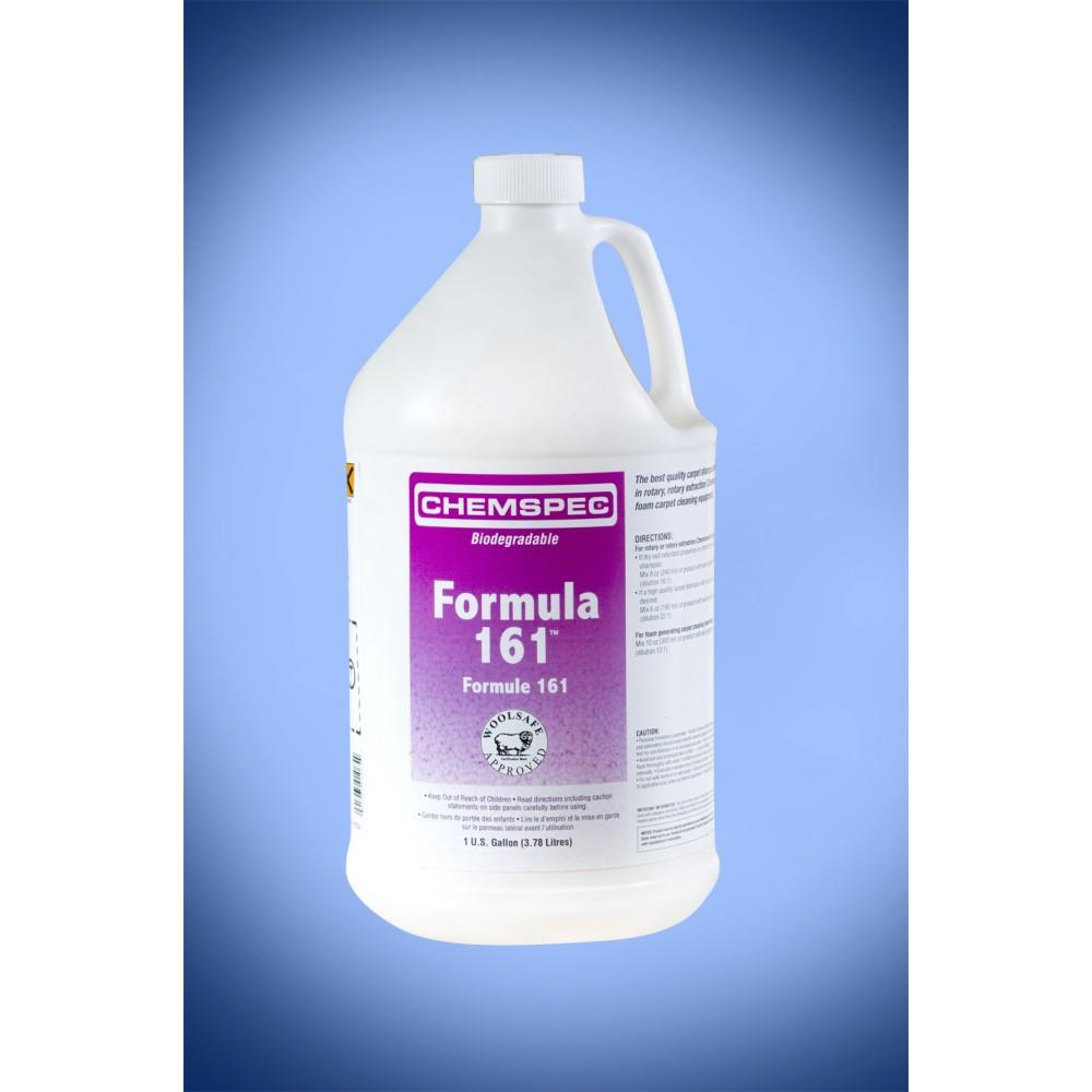 Formula 161 Soil-Retardant Shampoo_3