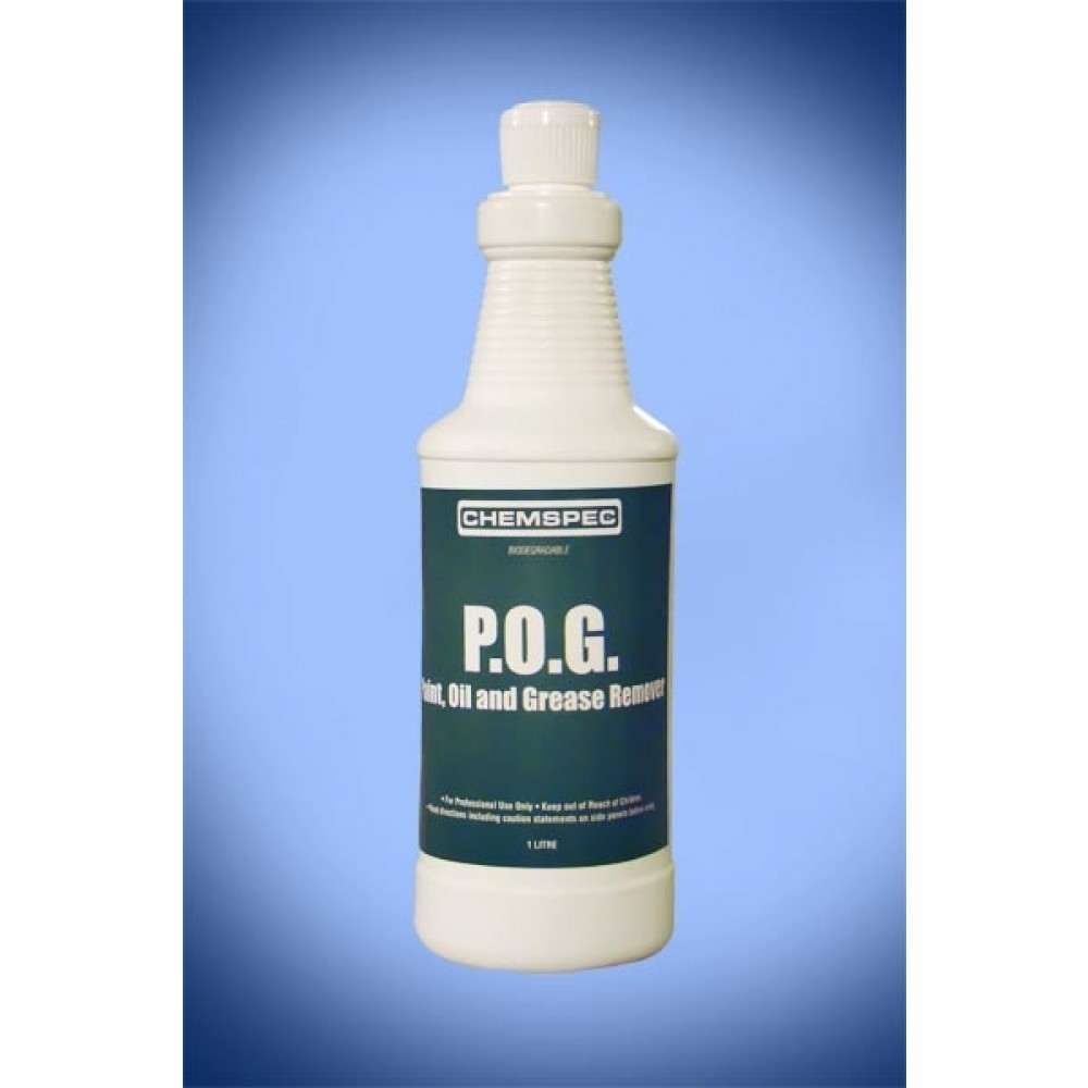 Paint-Oil-Grease-Remover (P.O.G.)