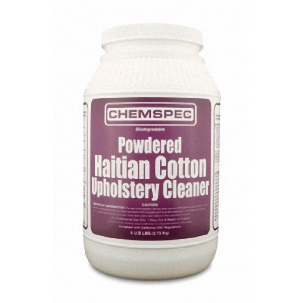 Powdered Haitian Cotton Cleaner